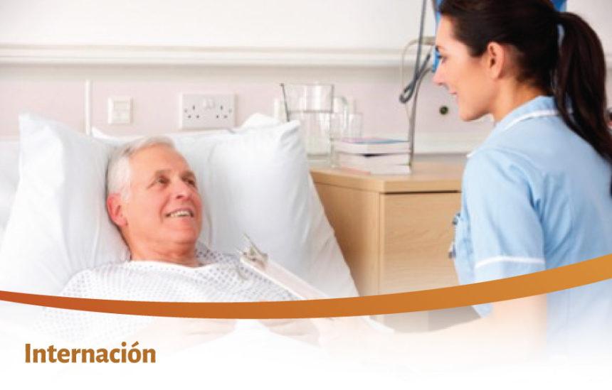 Área Quirúrgica y Servicio de Internación
