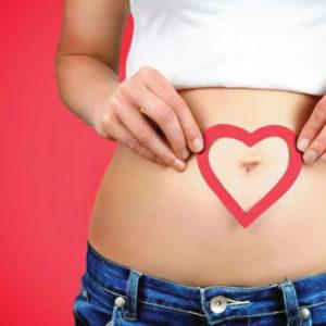 ¿Después de comer te sientes pesada o pasan las horas y aún te sientes llena?